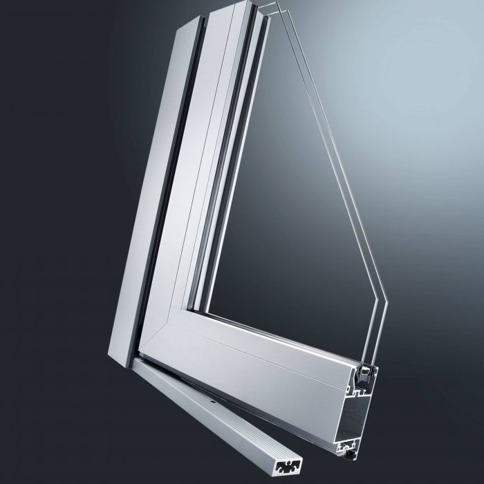 окна Alumark S44