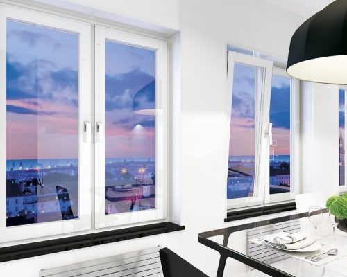 окна Rehau в квартиру
