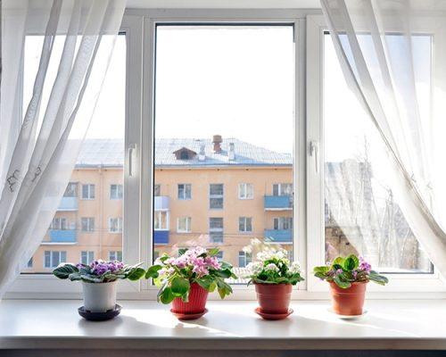 Окна VEkA в квартиру
