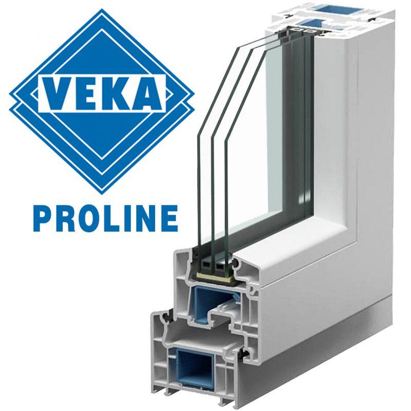 окна VEKA PROLINE
