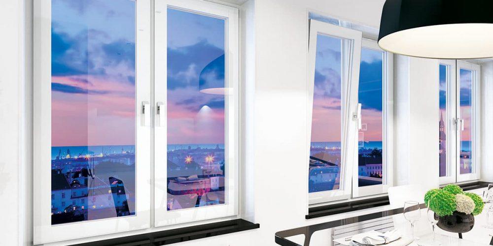 окна в квартиру ПВХ